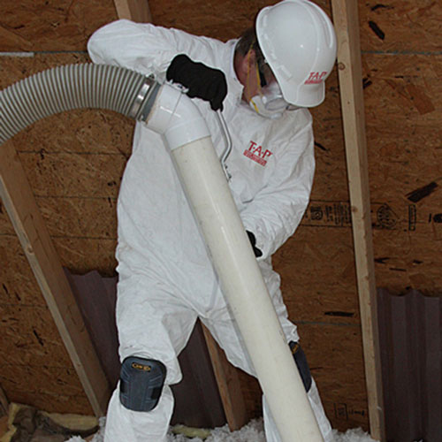 Insect Control Insulation Shreveport Bossier TAP